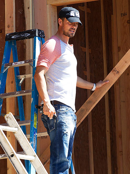 BUILD ME UP photo | Josh Duhamel