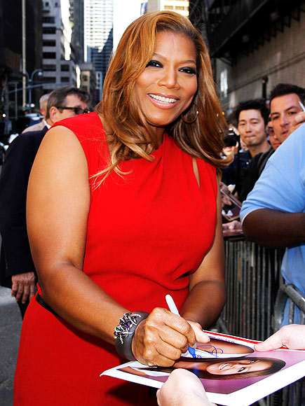 WRITE ON photo | Queen Latifah