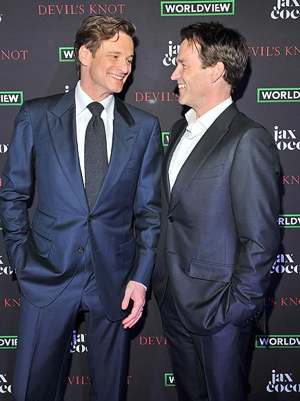 FEAR KNOT photo | Colin Firth, Stephen Moyer
