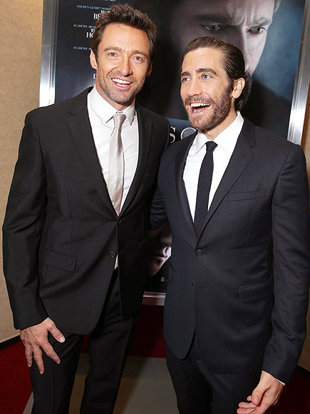 ALL TIED UP photo | Hugh Jackman, Jake Gyllenhaal