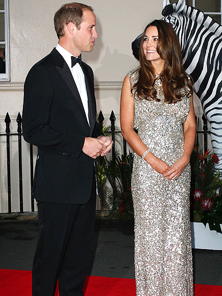 SIDEWAYS GLANCES photo | Kate Middleton, Prince William