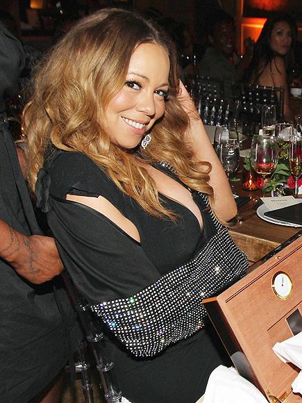 HOT SEAT photo | Mariah Carey