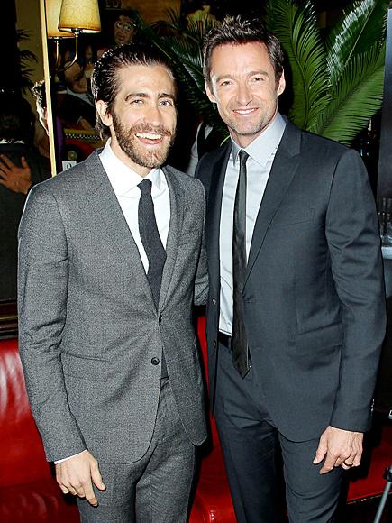 JACKETS REQUIRED photo | Hugh Jackman, Jake Gyllenhaal