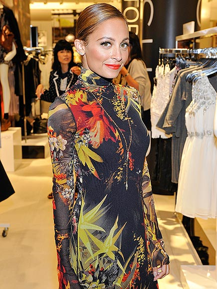WHAT A PRINTS-ESS  photo | Nicole Richie