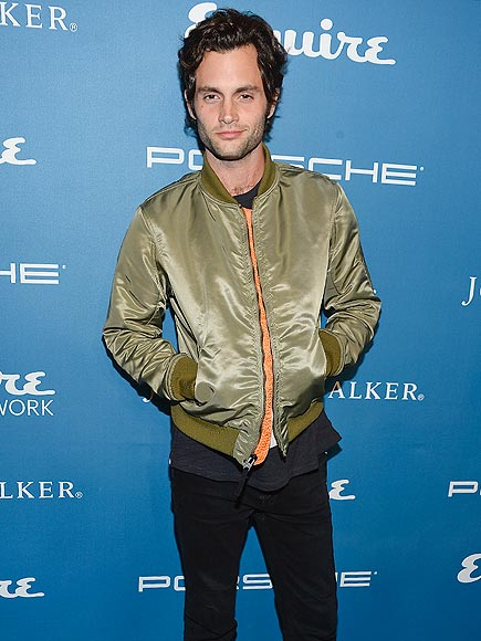 HIP TO IT photo | Penn Badgley