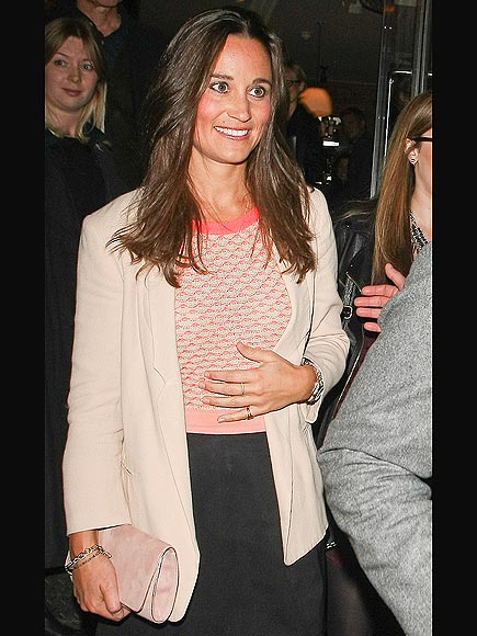 DINER'S CLUB photo | Pippa Middleton