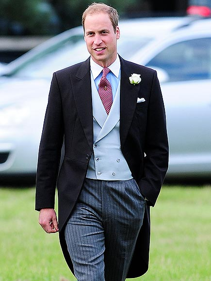 GUEST OF HONOR photo   Prince William
