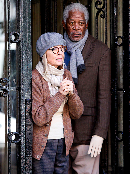SLICE OF LIFE photo | Diane Keaton, Morgan Freeman