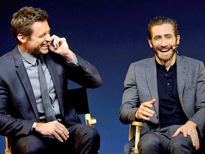 CORE VALUES photo | Hugh Jackman, Jake Gyllenhaal