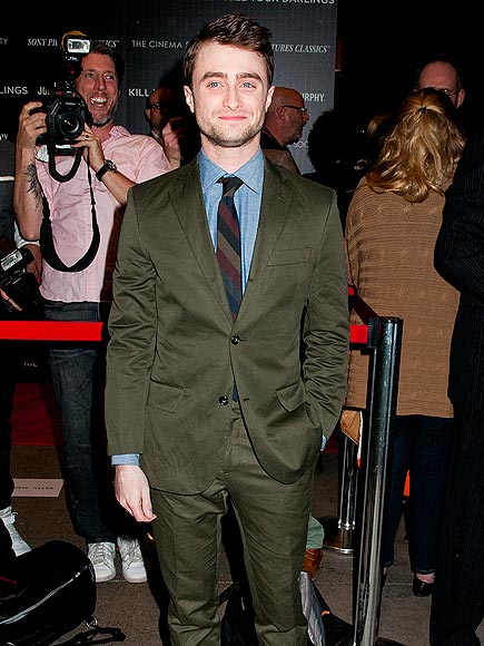 SUIT YOURSELF photo | Daniel Radcliffe