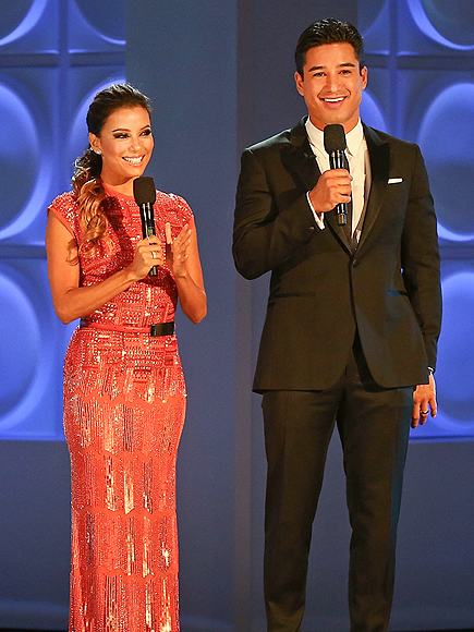 DYNAMIC DUO photo | Eva Longoria, Mario Lopez