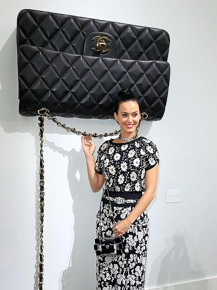 BAG LADY photo | Katy Perry
