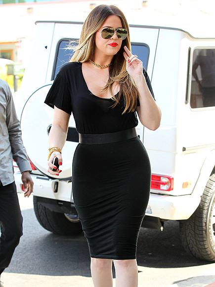 LEARNING CURVES photo | Khloe Kardashian