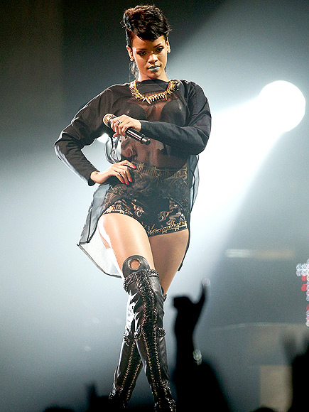 SHEER GENIUS photo | Rihanna