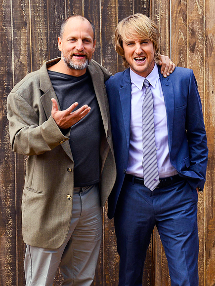 BIRD IS THE WORD photo | Owen Wilson, Woody Harrelson