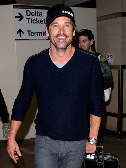 FLY GUY photo | Patrick Dempsey