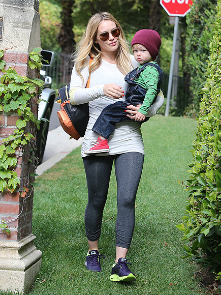 STEP TO IT photo | Hilary Duff