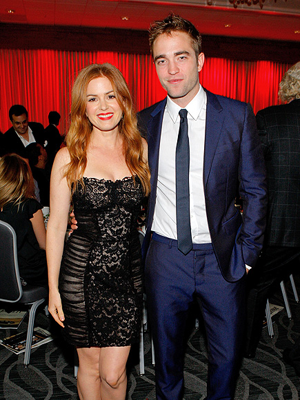 HONORARY AUSSIE photo | Isla Fisher, Robert Pattinson