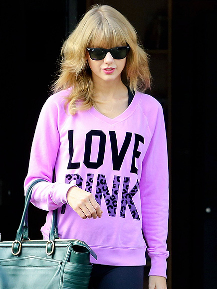 THINK PINK photo | Taylor Swift