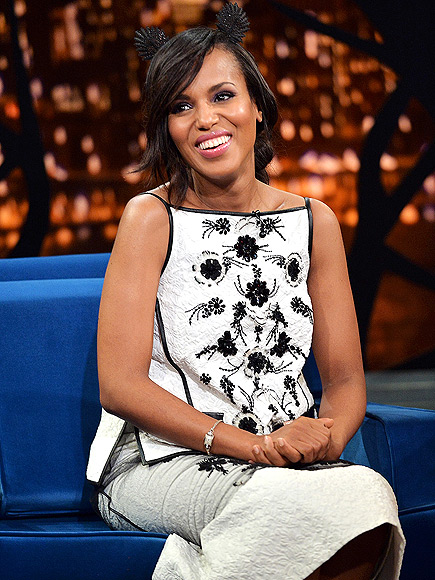 YOU GLOW, GIRL! photo | Kerry Washington