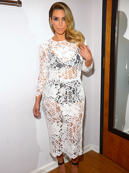 TAKE A PEEK photo | Kim Kardashian