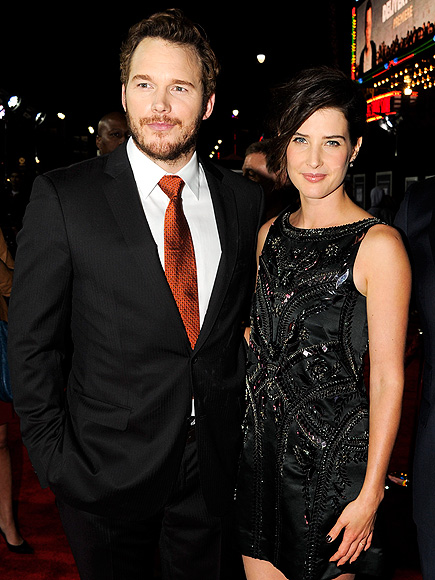 PACKAGE DEAL photo | Chris Pratt, Cobie Smulders