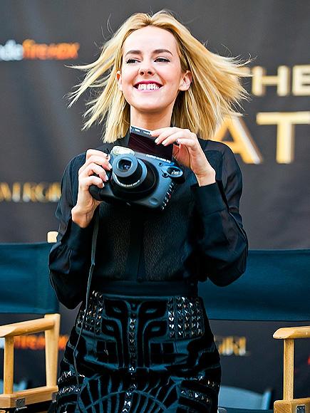 SNAP HAPPY photo | Jena Malone