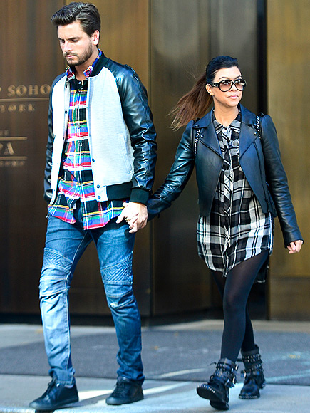 KEEP IT COORDINATED photo | Kourtney Kardashian