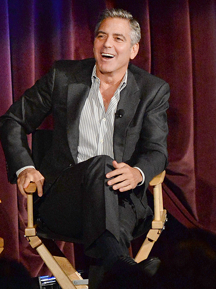 ANSWER THIS photo | George Clooney