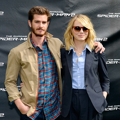 SO AMAZING photo | Andrew Garfield, Emma Stone