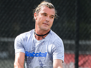 Where Will Gavin Rossdale Spend the Holidays?   Gavin Rossdale
