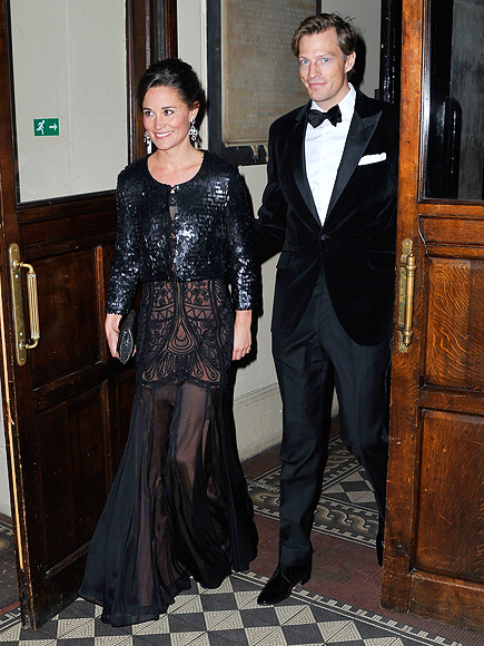 FORMAL AFFAIR photo | Pippa Middleton