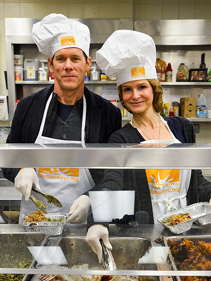 'COUPLE' OF COOKS photo | Kevin Bacon, Kyra Sedgwick