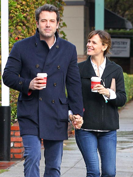 GET A GRIP photo | Ben Affleck, Jennifer Garner