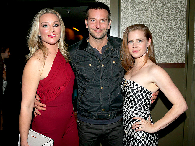 TRIPLE THREAT photo | Amy Adams, Bradley Cooper