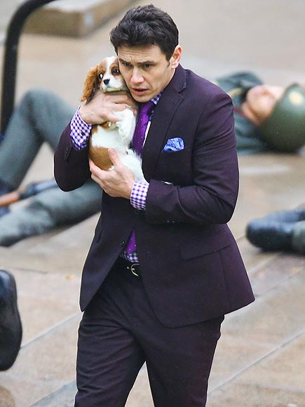 FURRY BUSINESS photo | James Franco