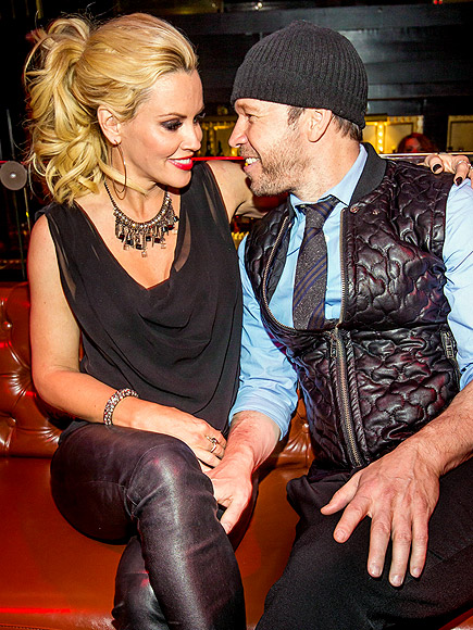 LOOK OF LOVE photo | Donnie Wahlberg, Jenny McCarthy