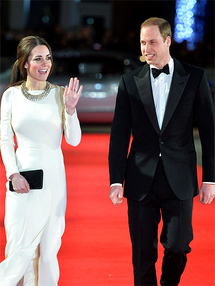 WITH HEAVY HEARTS photo | Kate Middleton, Prince William