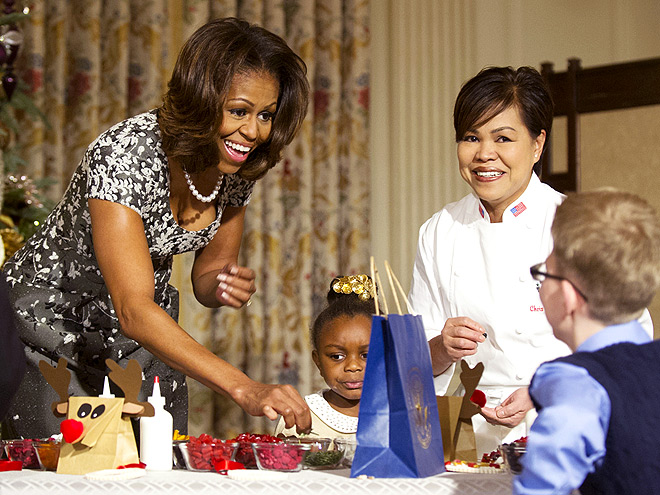 SPIRIT FINGERS photo | Michelle Obama