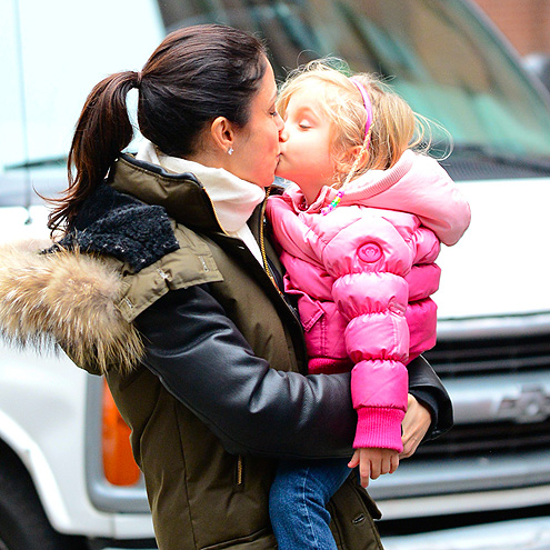 LIP-SMACKING CUTE photo | Bethenny Frankel