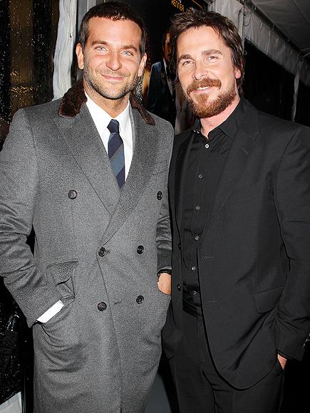 AMERICAN IDOLS photo | Bradley Cooper, Christian Bale
