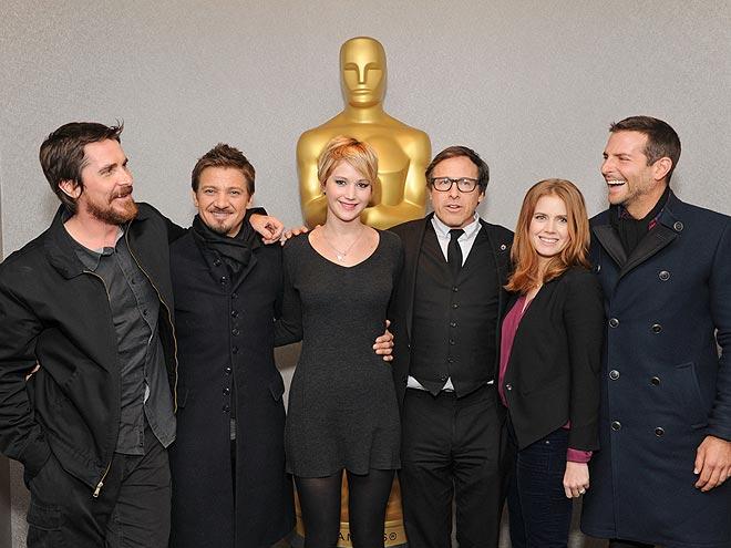 HUSTLE & FLOW photo | Amy Adams, Bradley Cooper, Christian Bale, David O. Russell, Jennifer Lawrence, Jeremy Renner
