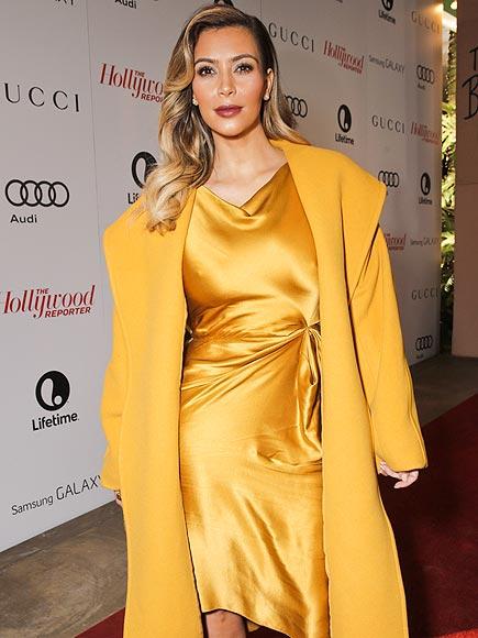 GOLDEN GIRL photo | Kim Kardashian