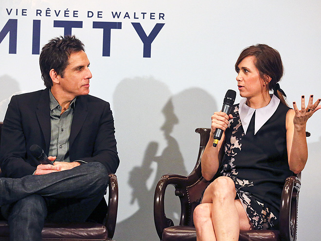 IN CONFERENCE photo | Ben Stiller, Kristen Wiig