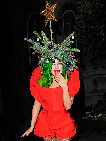 BRANCHING OUT photo | Lady Gaga