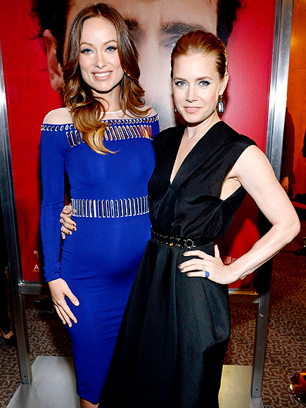 LOVELY LADIES photo | Amy Adams, Olivia Wilde