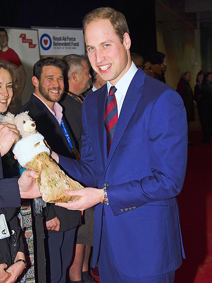 BEAR-Y CUTE! photo | Prince William