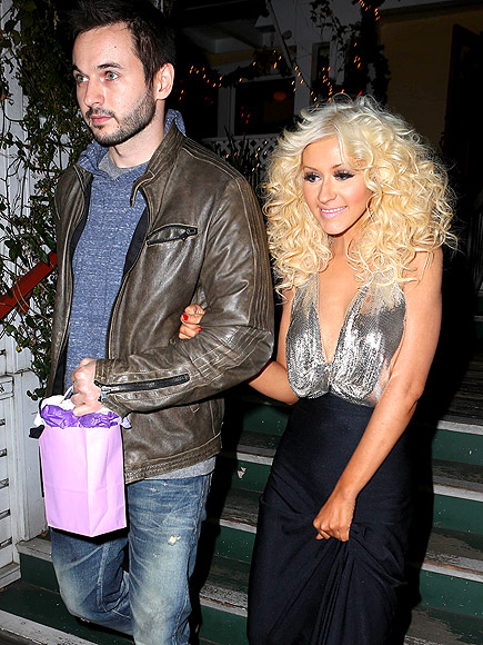 STAYING CLOSE photo | Christina Aguilera
