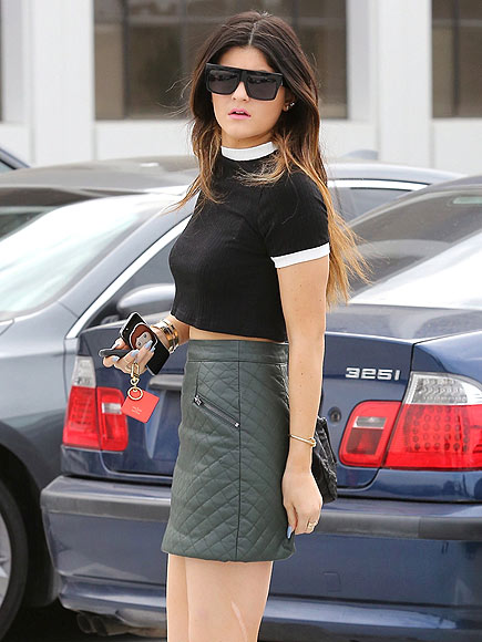 SHADY LADY photo | Kylie Jenner