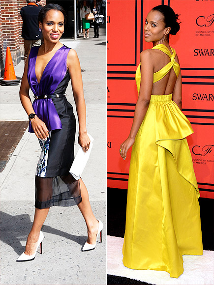 KERRY: THE WORLD'S BEST DRESSED WOMAN photo | Kerry Washington